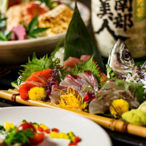 割烹 花和清 (かっぽう かわせ) (なんば/日本料理) - …