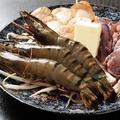 料理メニュー写真海の幸盛り合わせ