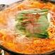看板料理『赤から鍋』 990円(税抜)