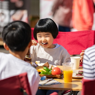 outdoor dining cafe ピーカンBBQの雰囲気1