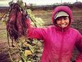 洞爺の佐々木ファームのお野菜は絶品。