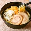 料理メニュー写真まねっきー特製醤油ラーメン