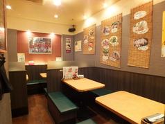 のん 広島お好み焼の雰囲気1