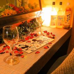 果実を日本酒で楽しむお店 MONDOの雰囲気1