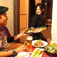 酒と和みと肉と野菜 山形駅前店の雰囲気1