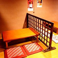 2~4名様用テーブル席