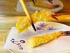 天ぷら てんかつの写真