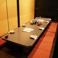 【8名様個室】急な飲み会、宴会でもお任せください!当店なら梅田でスグ完全個室必ずご用意致します!梅田(東通り・堂山・お初天神)スグの好立地☆