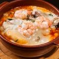 料理メニュー写真海鮮チーズトッポキ