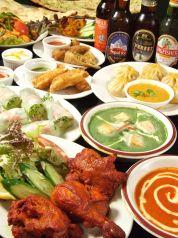 ネパールレストラン サティの写真