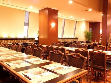 大分オアシスタワーホテル レストラン グラッチオの雰囲気1