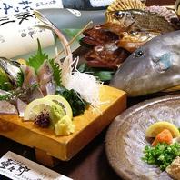 その日一番鮮魚ラインアップ【地魚刺盛933円~】