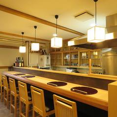 岡山日本料理 ます田の雰囲気1