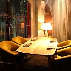 VIP個室からも夜景が見れます♪
