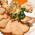 料理メニュー写真チーズ お好み盛り合わせ 5種