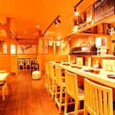 天ぷら海鮮 麦福 MUGI-FUKU 京都アバンティ店の雰囲気2