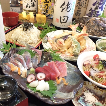 旬彩 海石のおすすめ料理1
