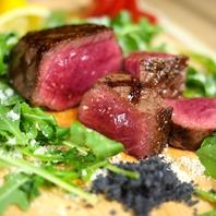 神戸牛・淡路牛・鹿児島産霧島豚など厳選された食材