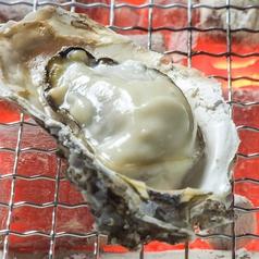 石巻産殻付き焼き牡蠣