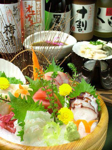 【旬魚とお酒のハーモニー】魚党は要チェック!日暮里のお刺身が自慢の居酒屋3選