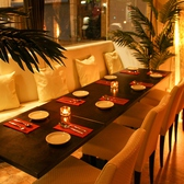 【2名~10名様におすすめ】ゆったり寛げるテーブル席。個室ご要望の際も気軽にご連絡ください♪