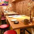 ◆4名テーブル◆