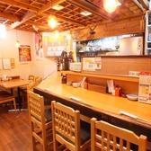 お寿司と旬の魚介 魚々市 池田の雰囲気2