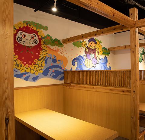 牡蠣と和牛の居酒屋 品川商店|店舗イメージ6