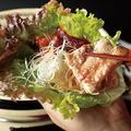 料理メニュー写真韓国焼肉 サムギョプサル