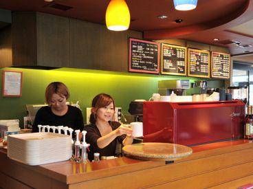 CAFE ASSORTの雰囲気1