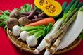 産直の新鮮野菜もおすすめ!