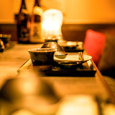 酒好きの船長が愛する日本酒や、漁業団自慢のまぐろを愉しんでいただく為の漁港をイメージしたレトロな雰囲気と共に酔いしれるお席を多数ご用意!歩き疲れたときも、お仕事でお疲れのときでもゆっくりと脚を伸ばしてお寛ぎ下さい。