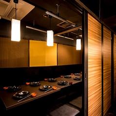 関内 個室バル ソングバード 鮮の雰囲気1