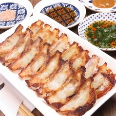 生姜旨汁薄皮餃子 おり乃鶴の写真