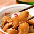 料理メニュー写真鶏レバーのたまり漬