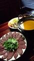 料理メニュー写真阿久根のシカ肉