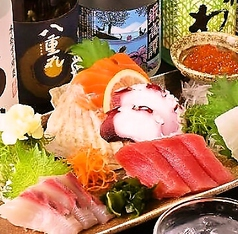 魚大将 うまかっぺやのおすすめ料理1