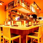 天ぷら海鮮 麦福 MUGI-FUKU 京都アバンティ店の雰囲気3