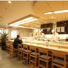 寿司田 池袋パルコ店の雰囲気1