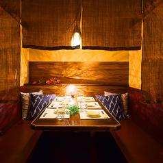 2名・4名・6名・8名…あらゆるシーンでのご案内が可能なので、まずはお気軽にお問い合わせ下さい♪落ち着いた雰囲気の和空間が人気です!女子会や合コンにも◎鮮魚・肉料理充実の九州居酒屋がOPEN!!