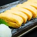 料理メニュー写真濃密の出汁巻き卵