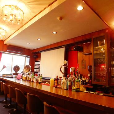 ワロスロード カフェの雰囲気1