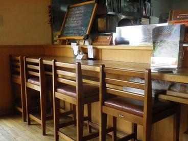 レストラン開拓家の雰囲気1