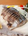 料理メニュー写真〆鯖の炙り焼き