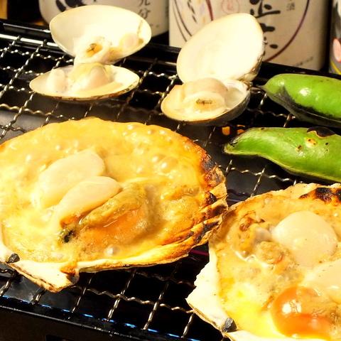 淡路島の食材をふんだんに使用♪浜辺焼と海鮮が旨い仕事帰りに楽しめる居酒屋