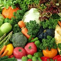 野菜ソムリエ厳選の鎌倉野菜や江戸野菜をご堪能♪