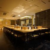 日本酒と焼き鳥 百 momo 福島店の雰囲気2