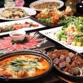 イチオシ2H飲放題付◆肉&濃厚なチーズを楽しめるよい肉コース◆9品4129円 ※写真は一例です