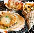 料理メニュー写真日高や 三大貝セット