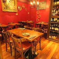イタリアワインバール ローマ三丁目 大名古屋ビルヂング店の雰囲気1